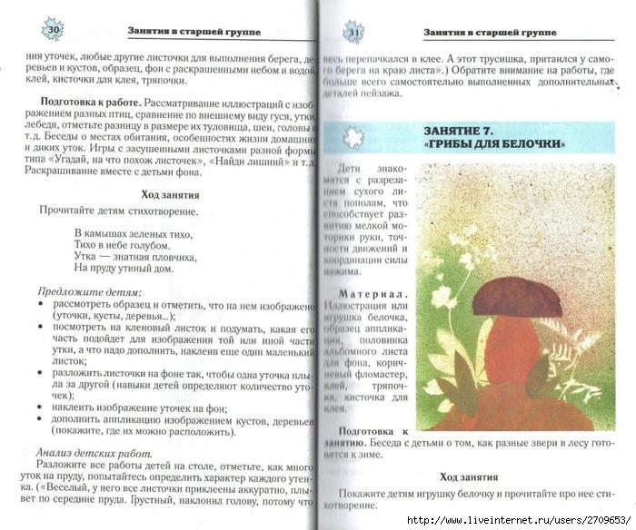 Апликация из природного материала в детском саду.page16 (700x584, 311Kb)