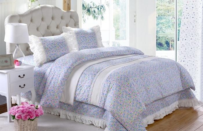 Набор постельного белья Обриета скай (700x452, 357Kb)