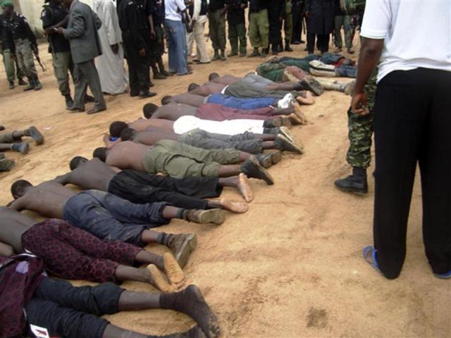 terrorism in nigeria essay