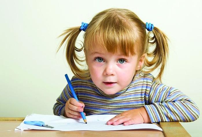 дети рисуют (700x474, 275Kb)