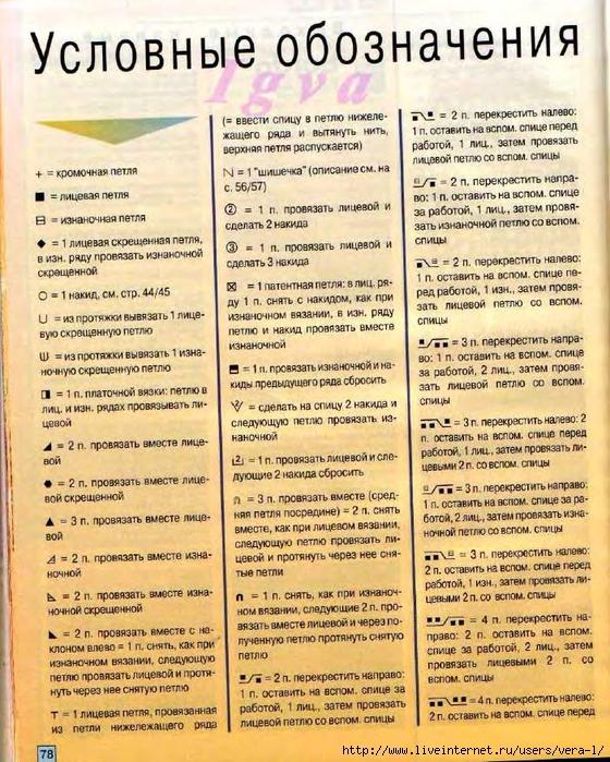 Burda special - E804 - 2004_RUS - Учимся вязать на спицах_77 (560x700, 408Kb)