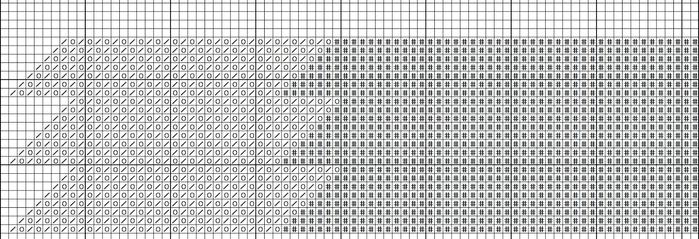 узор к пончо (700x239, 177Kb)