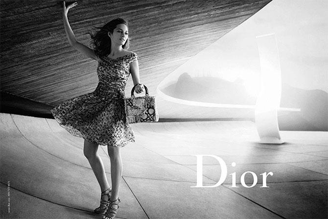 Знаменитости в нарядах от Dior