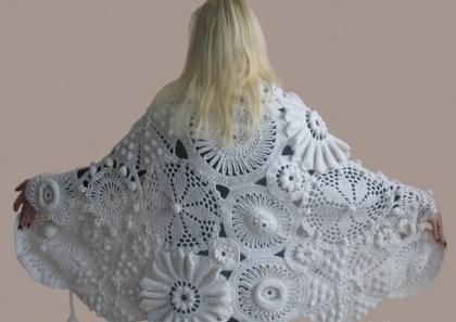 Блузка С Узором Алсацийские Гребешки