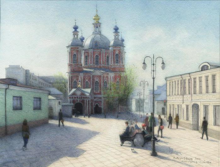 Климентовский переулок  2014 (700x532, 109Kb)