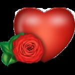 Превью 64784857_heart_and_rose (256x256, 64Kb)