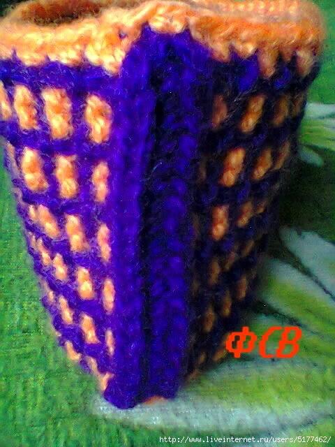 Вязание спицами тапочек светлана феськова