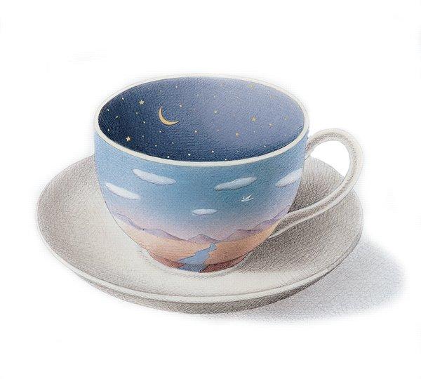 художники - чашка мира (600x540, 43Kb)