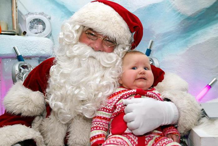 Дед Мороз и Санта Клаус   самые добрые сказочные персонажи, но...