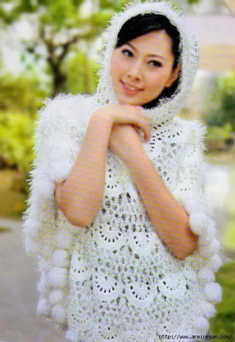 Crochet-Patterns-Poncho-Fur-Women P18 (1) (481x700, 240Kb)