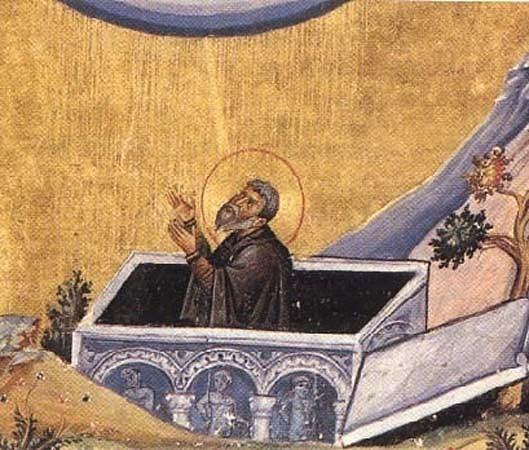 Преподобный Иаков, епископ Низибийский (529x450, 60Kb)