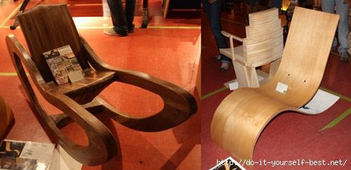 Оригинальные стулья и кресла от студентов-дизайнеров. обсужд.