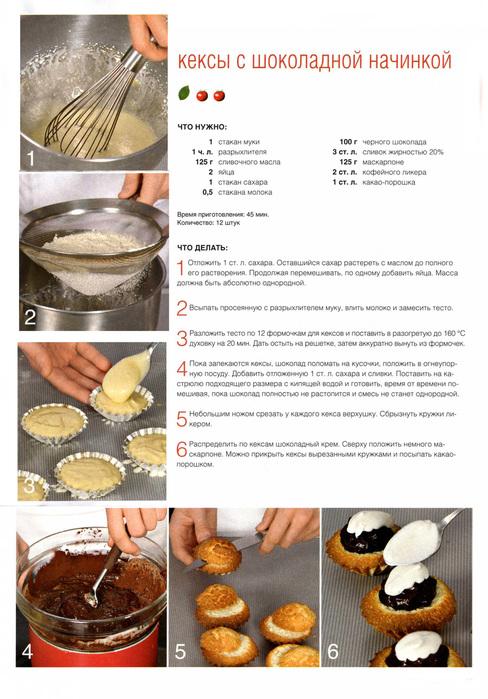 Дневник по рецептам выпечки