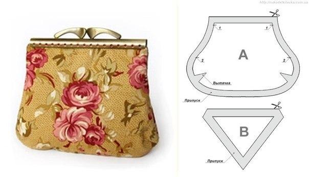Модели сумок своими руками и кошелек