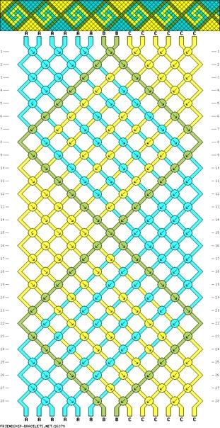 схемы фенечки3 (311x604, 314Kb)