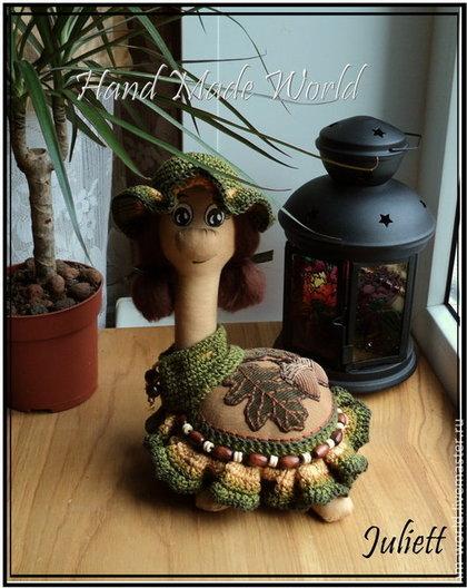 Черепахи из кофейных зерен своими руками мастер класс