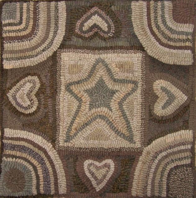 Вышивка полосками из ткани