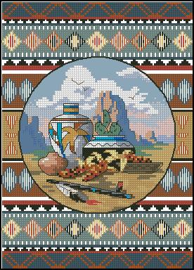 Southwest Blend (276x384, 248Kb)