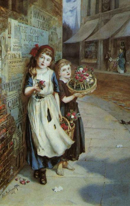 Augustus-Edwin-Mulready.-Little-Flower-Sellers-www.nevsepic.com.ua (441x700, 356Kb)