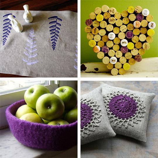 Декорируем предметы своими руками
