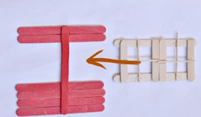Сказочный домик из палочек от мороженого (4) (400x234, 30Kb)