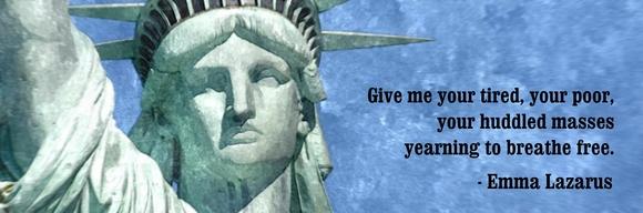 Emma Lazarus quote