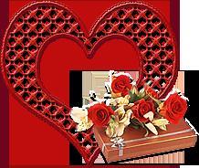 с коробкой и цветами (218x184, 52Kb)