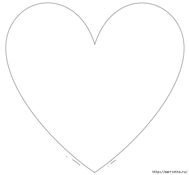 Валентинка и венок из бумажных суккулентов (7) (650x601, 34Kb)