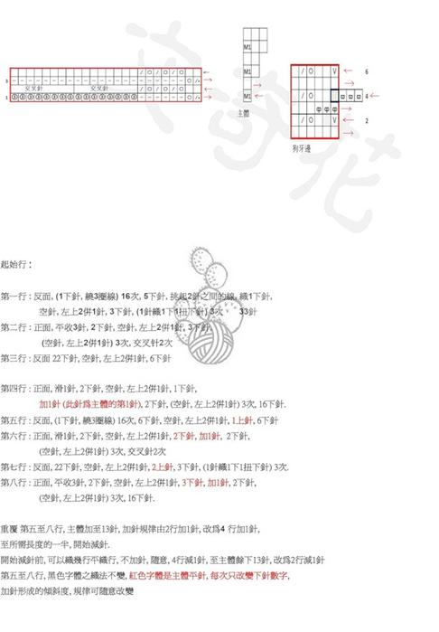 Мастер-класс по вязанию бактуса с каймой (14) (486x700, 127Kb)