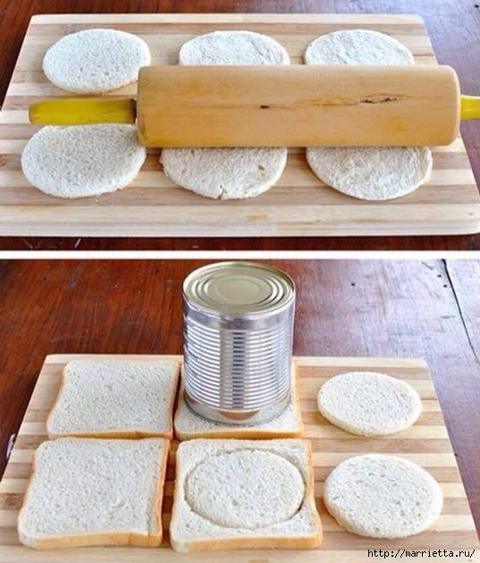Завтрак за 5 мин. ХЛЕБНЫЕ ТАРТАЛЕТКИ (3) (537x630, 199Kb)
