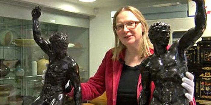 Британские ученые обнаружили две единственные дошедшие до наших дней бронзовые скульптуры Микеланджело.