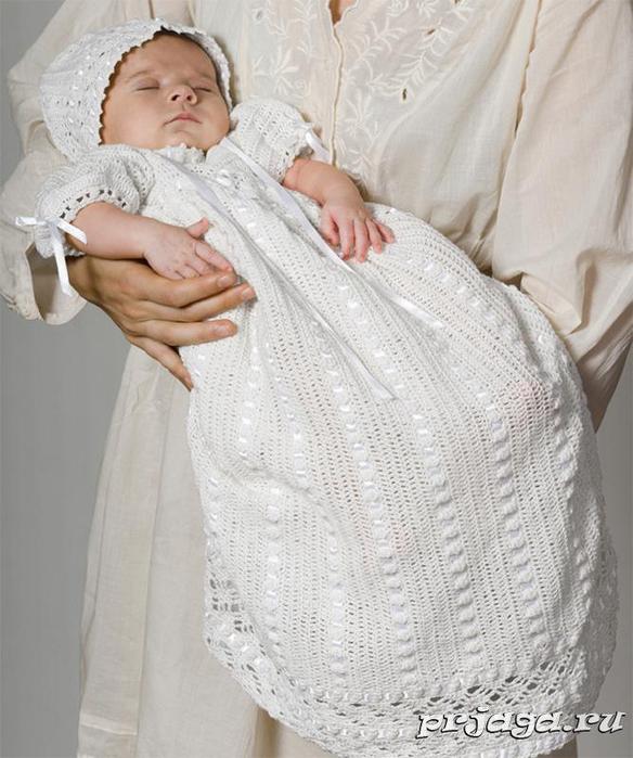 Платья для новорожденного своими руками
