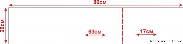 Шьем сами чехол для утюга. Мастер-класс (7) (700x168, 33Kb)