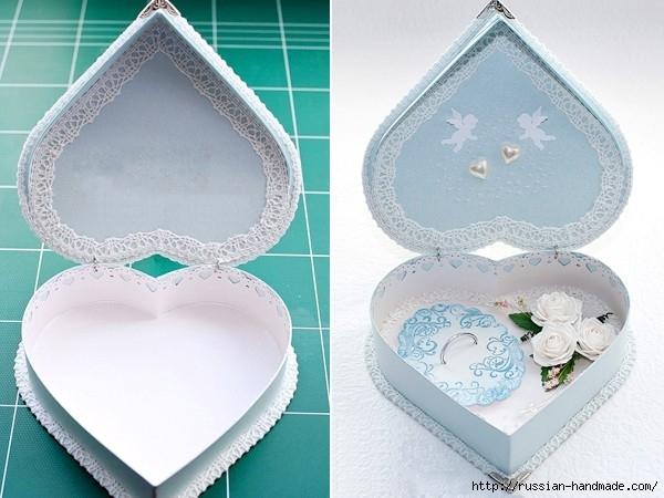 коробочки, корзинки и открытки из бумаги (4) (600x450, 163Kb)