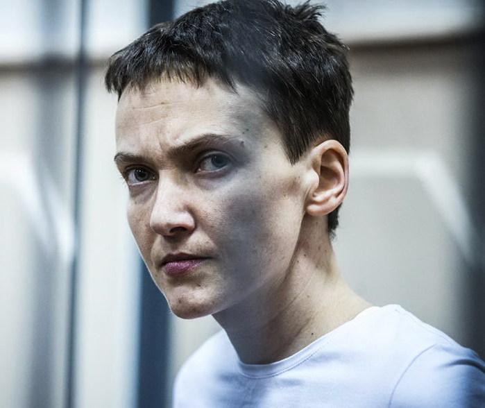 Надежда Савченко должна быть освобождена из-под ареста (700x588, 71Kb)