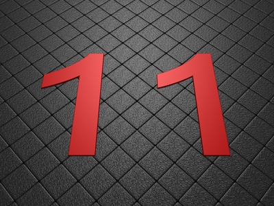 картинки 11 цифра