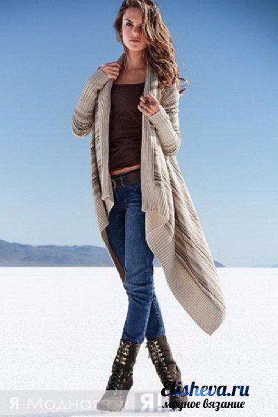 棒针披肩衣(51) - 柳芯飘雪 - 柳芯飘雪的博客