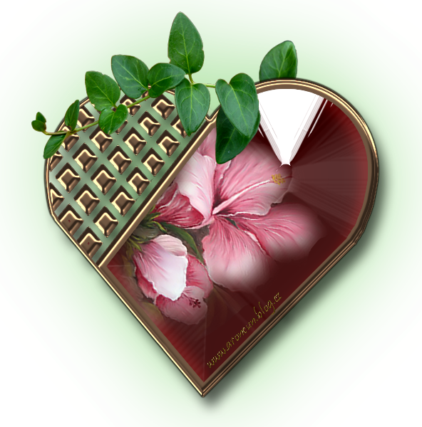 Клипарт. Красивые сердечки в png (1) (592x600, 444Kb)