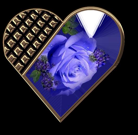 Клипарт. Красивые сердечки в png (3) (529x519, 295Kb)