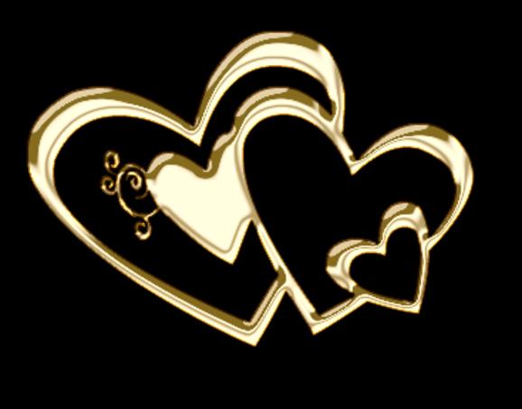 Клипарт. Красивые сердечки в png (11) (578x453, 207Kb)