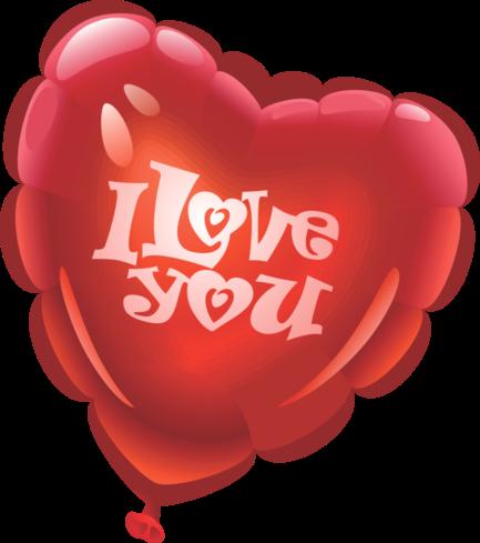 Клипарт. Красивые сердечки в png (28) (433x489, 139Kb)