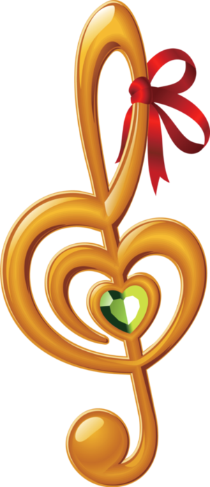 Клипарт. Красивые сердечки в png (32) (301x700, 166Kb)