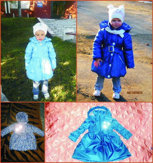 Выкройки зимних курток для девченок