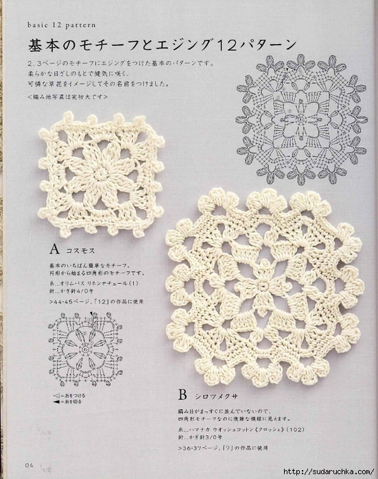 107404639_large_Note_Crochet_Motif_and_Edging_5 (551x699, 369Kb)