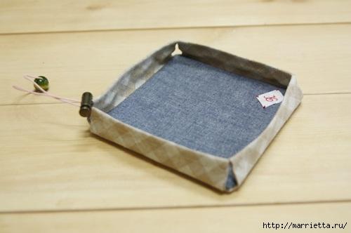 Шьем сами корзинку из старых джинсов (8) (500x332, 74Kb)
