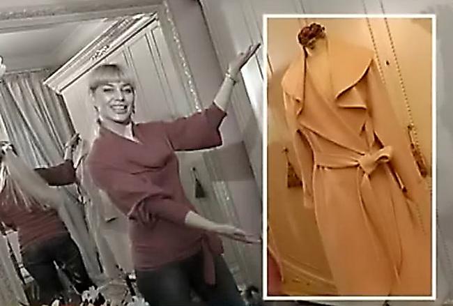 Ольга Никишичева: Как сшить теплое пальто из фланели