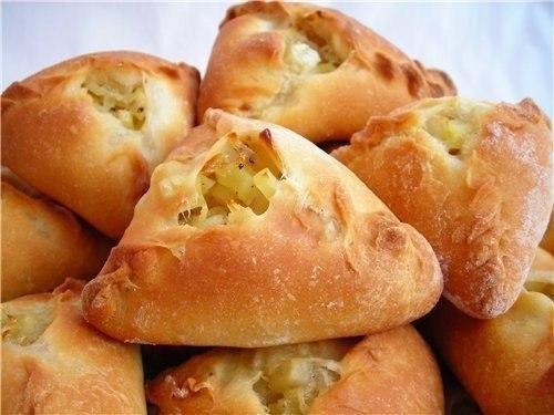 пирожки курники рецепты