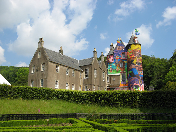 средневековый замок Кельбурн в шотландии 2 (600x450, 308Kb)