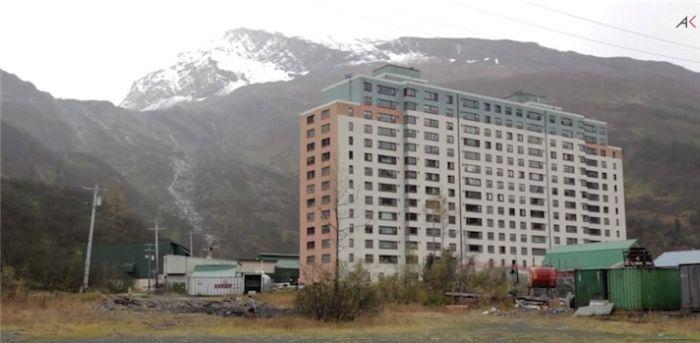 город уиттиер аляска 2 (700x343, 131Kb)