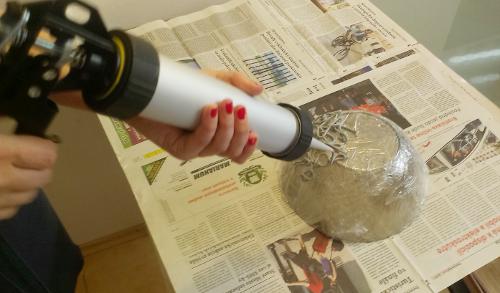Декоративная вазочка из силикона (3) (500x293, 269Kb)